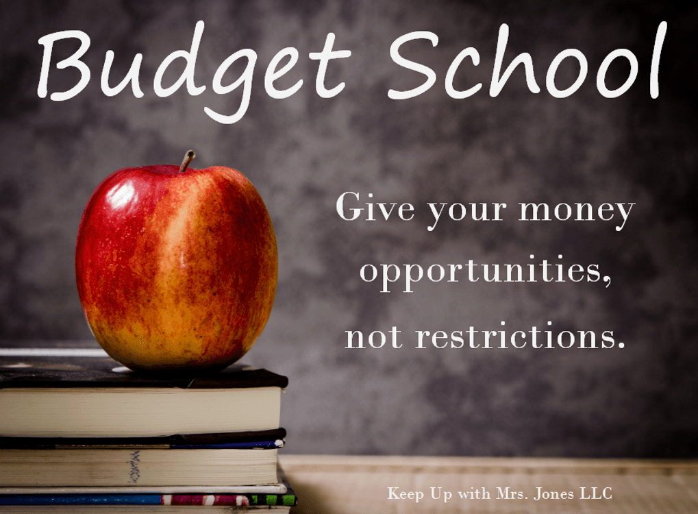 Budgetology 101 Registration