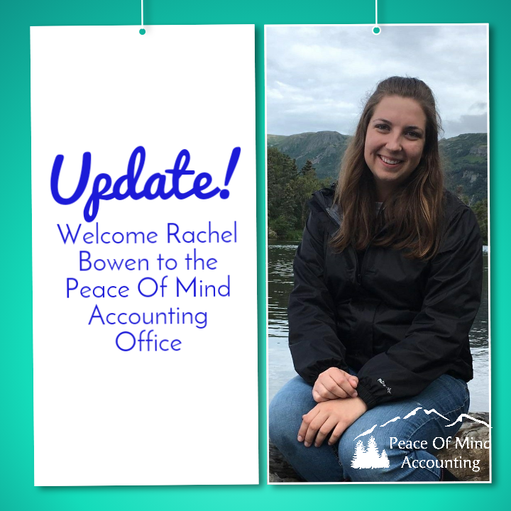 Welcome Rachel Bowen